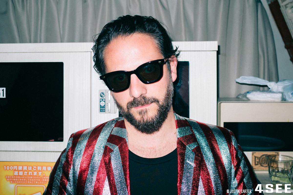 The Magician, Stephen Fasane, Kitsune Tokyo. DJ, Magici Tape, SoundCloud , Potion label, the end of disco