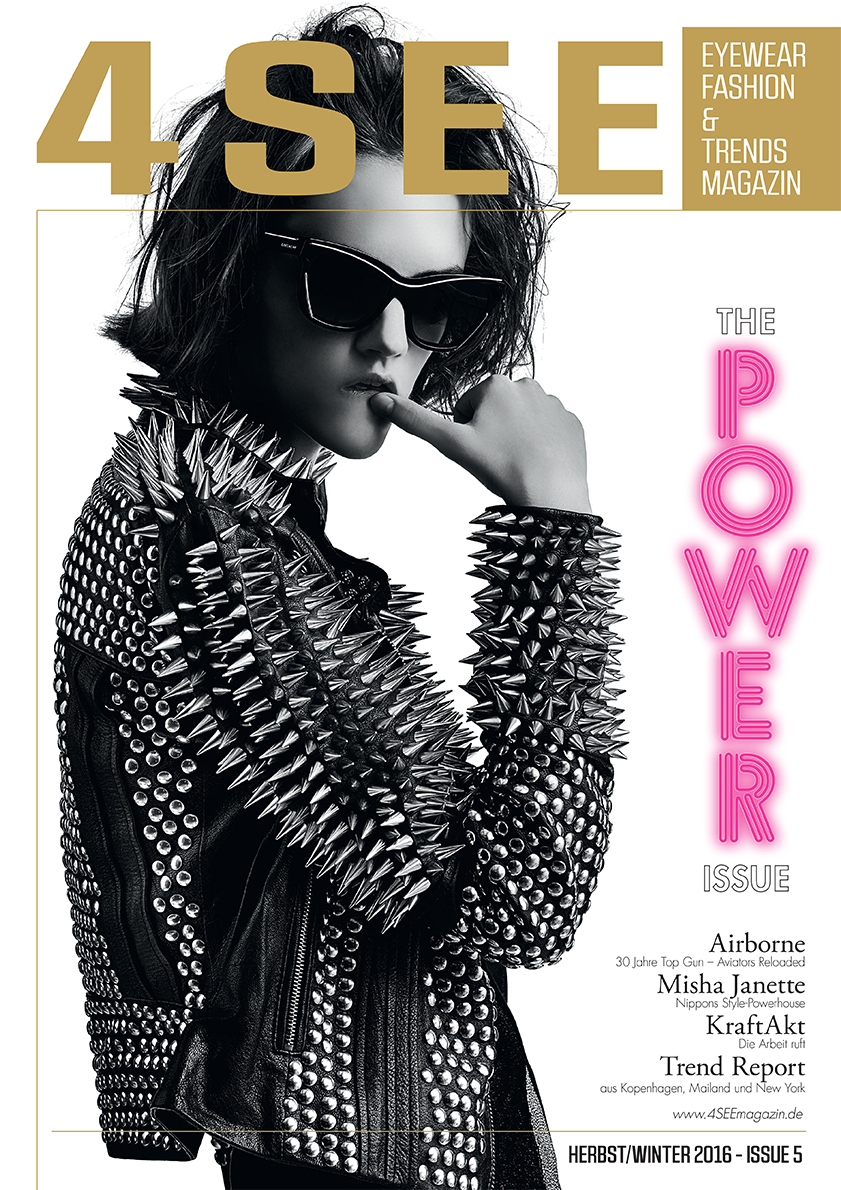 4SEE # 5 'The Power Issue'