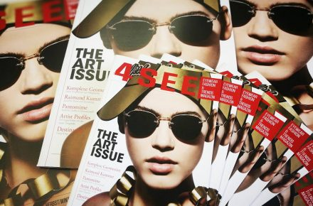 4SEE Issue 7 Art Issue
