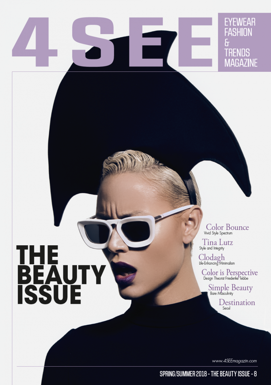 4SEE Eyewear Magazine The Beauty Issue
