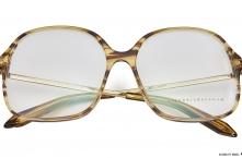 glasses Victoria Beckham Fine Optical Square CHARLOTTE KRAUSS