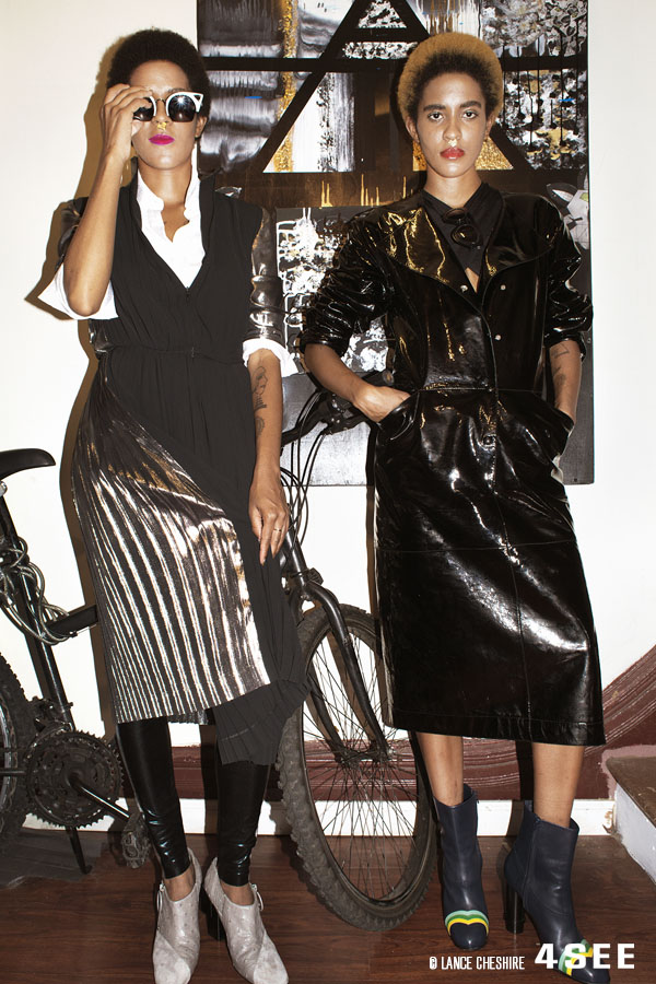 4SEE Profile - Coco & Breezy, an eyewear design duo from NYC