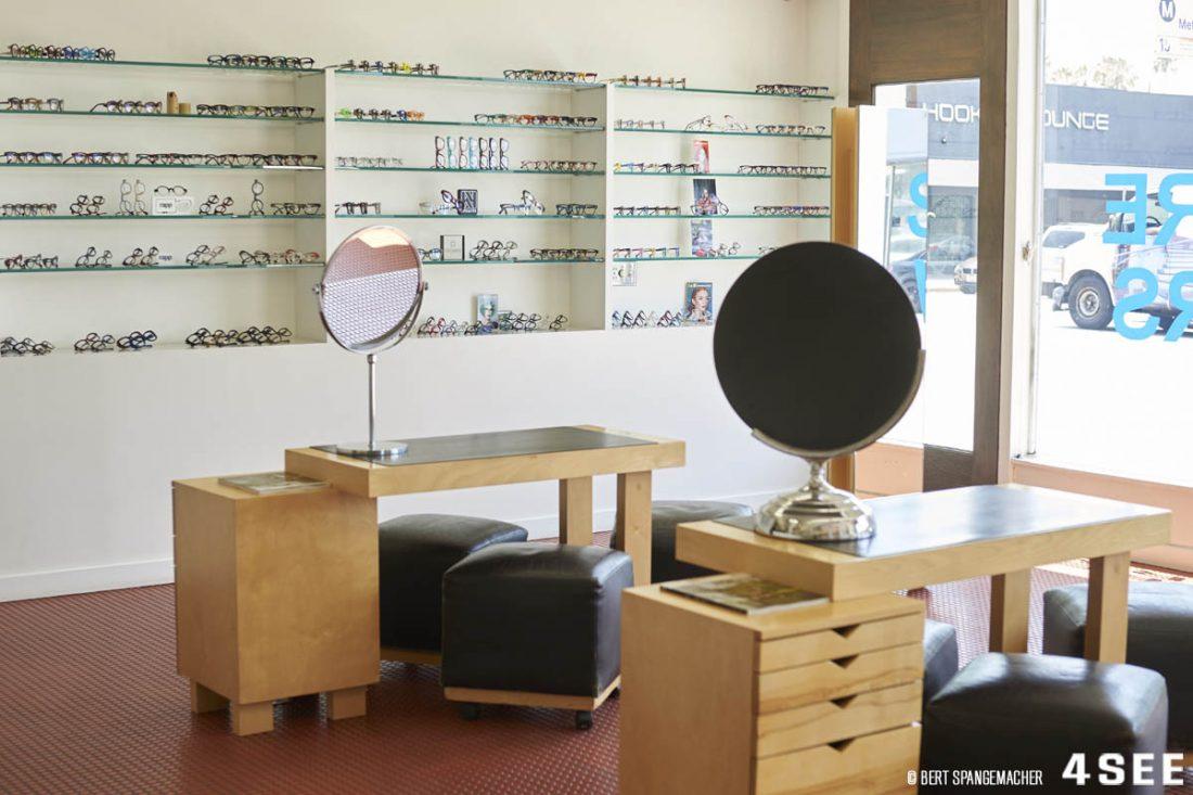L.A.Eyeworks shop in Los Angeles