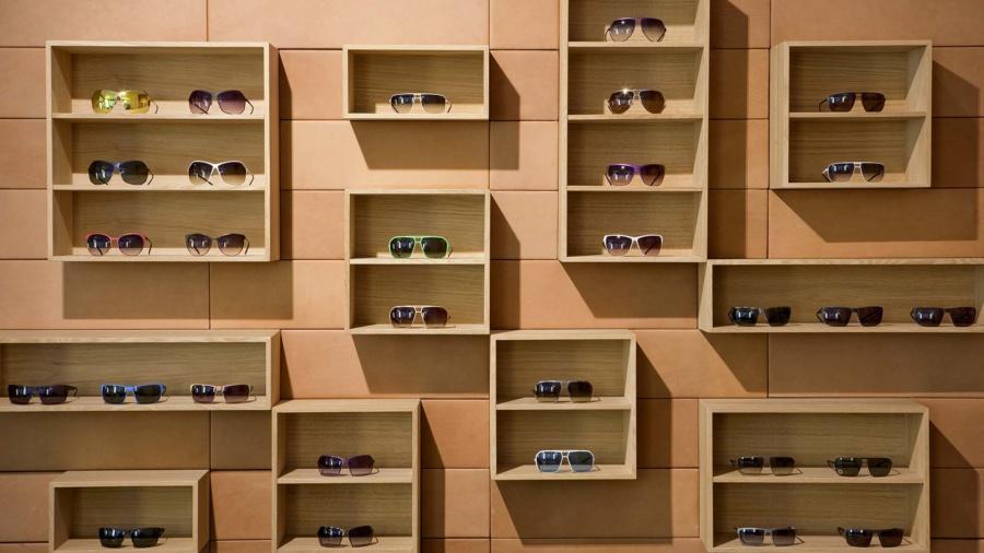 Orgreen Optical Shop in Copenhagen