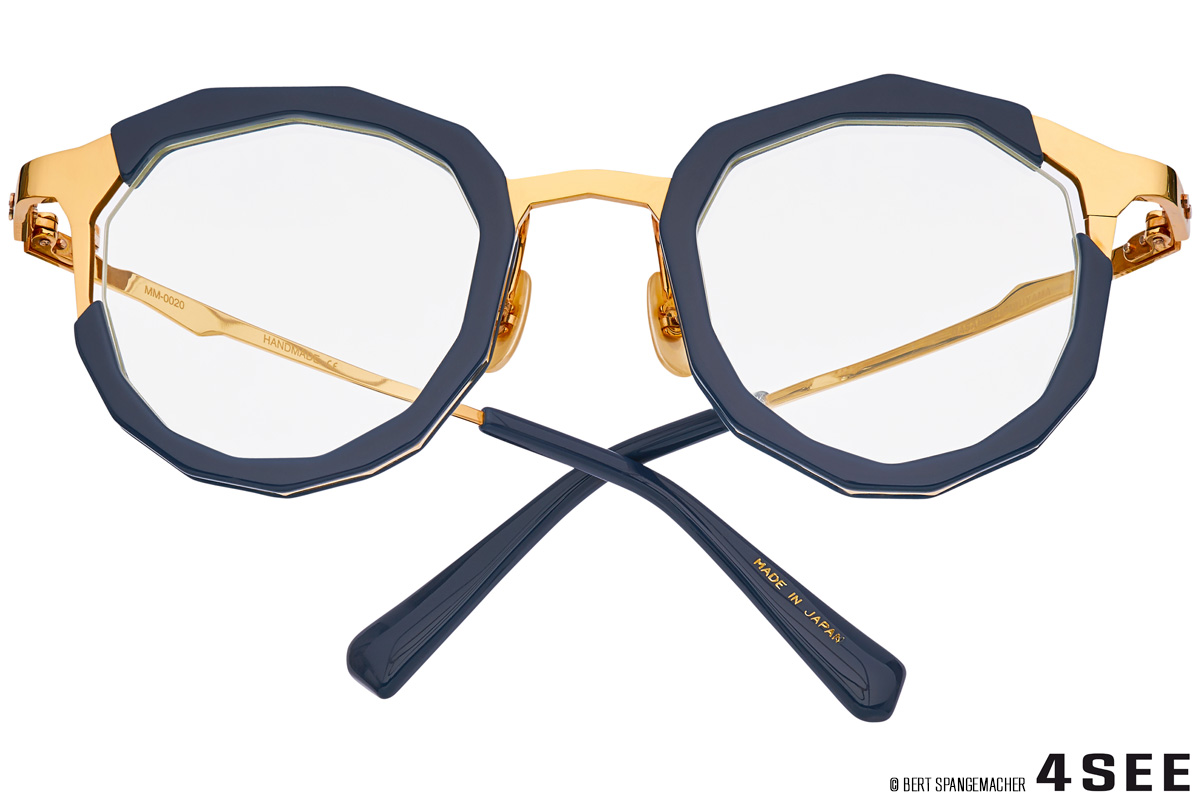 masahiro-maruyama-straight-mm-0020, Japanese eyewear, designer eyewear, Jerome boateng glasses