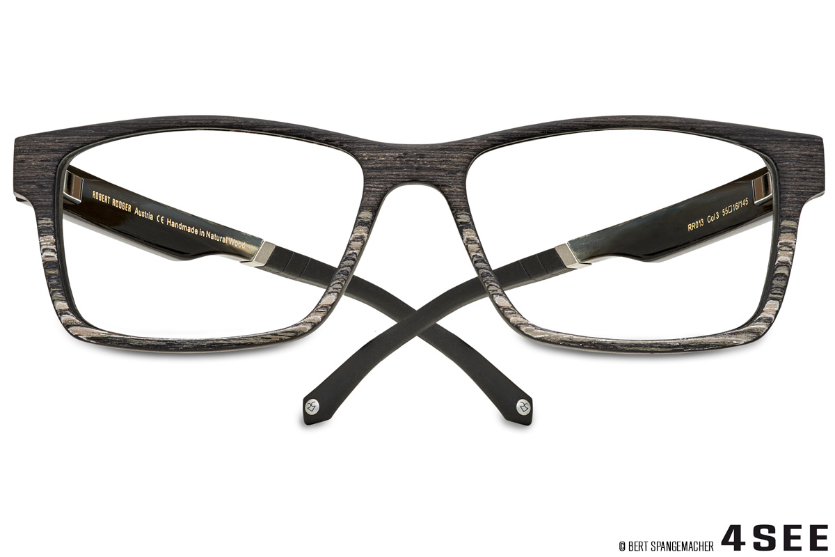 robert-rüdger-rv013, austrian eyewear, wood material mix frames