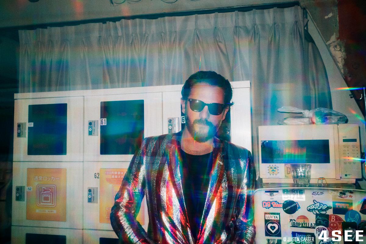 The Magician, Stephen Fasane, Kitsune Tokyo. DJ, Magici Tape, SoundCloud ,
