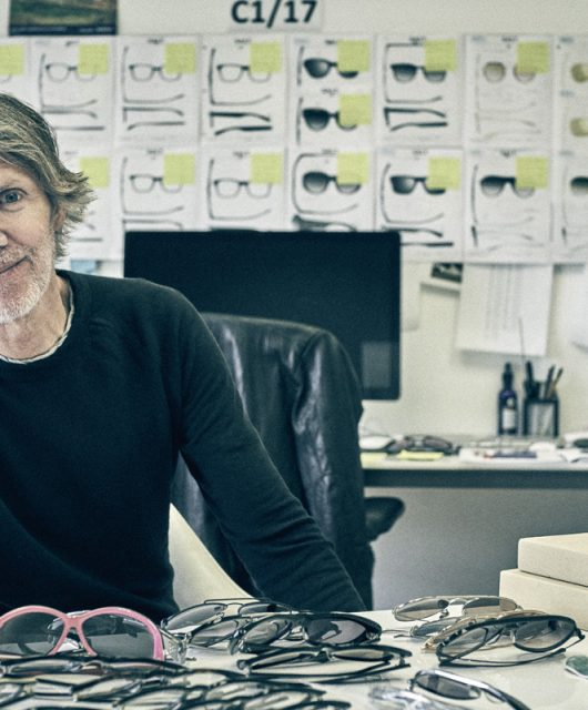 David Rose, Lead designer at SALT.