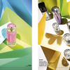two pages eight perfumes PRADA DECORTÉ KAZ ARAHAMA