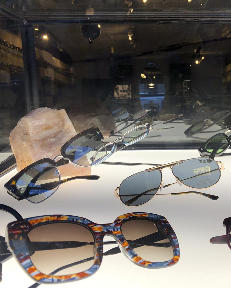 4SEE Retail Report, Anthony Aiden Opticians, New York, USA