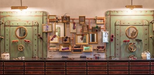 4SEE Retail Report, Brillenschatz, an optical shop in Berlin
