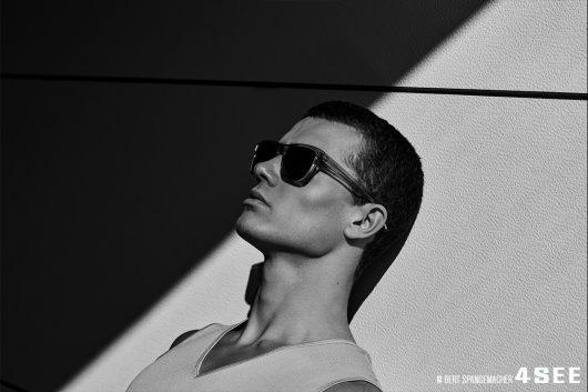 Sunglasses by SALT. ELIHU Top by Uniqlo