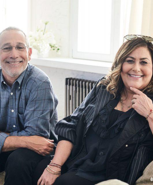 """Bill: """"Patty und ich arbeiten seit 18 Jahre zusammen - ich denke, wir haben eine erstaunliche Synergie entwickelt, um Produkte zu erschaffen. Patty als Designerin ist unglaublich produktiv und ihre Fähigkeit, verschiedene Genres zugleich zu entwerfen, ist anders als bei jedem anderen Designer, den ich jemals getroffen habe."""""""