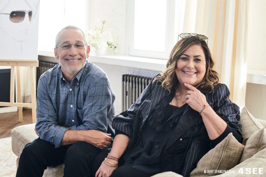 """Bill Barton, Bill: """"Patty und ich arbeiten seit 18 Jahre zusammen - ich denke, wir haben eine erstaunliche Synergie entwickelt, um Produkte zu erschaffen. Patty als Designerin ist unglaublich produktiv und ihre Fähigkeit, verschiedene Genres zugleich zu entwerfen, ist anders als bei jedem anderen Designer, den ich jemals getroffen habe."""""""
