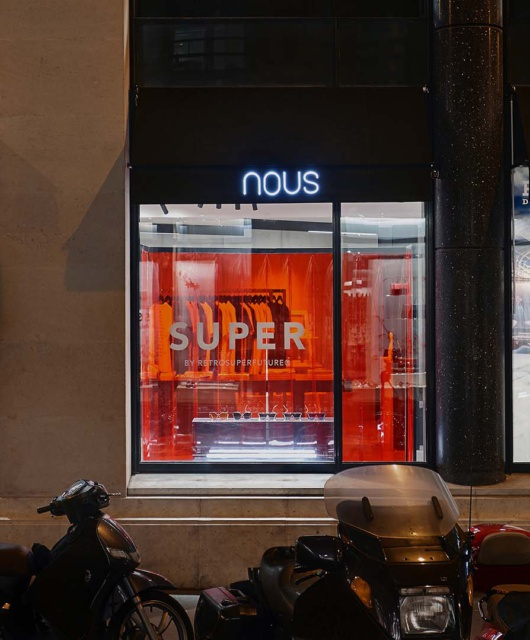 4SEE Retail Report, Nous, Paris
