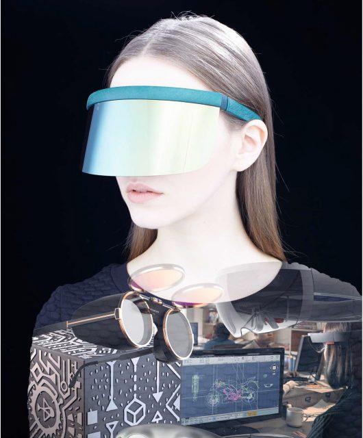 Eyes on the Future Mykita Eyewear