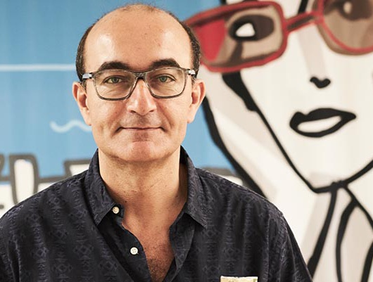 Xavier Garcia, photo by Bert Spangemacher