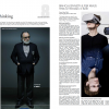 two pages interviews Friedrich Bianca and Felix life BERT SPANGEMACHER