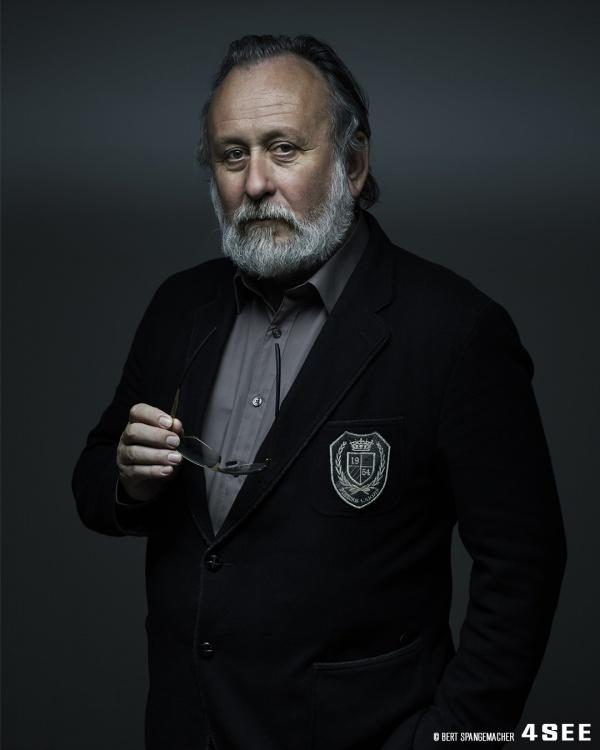 Friedrich Liechtenstein IC! BERLIN singer actor artist BERT SPANGEMACHER