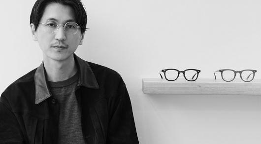 Hirotaka Nakagawa eyewear designer Tokyo JÖRGEN AXELVALL