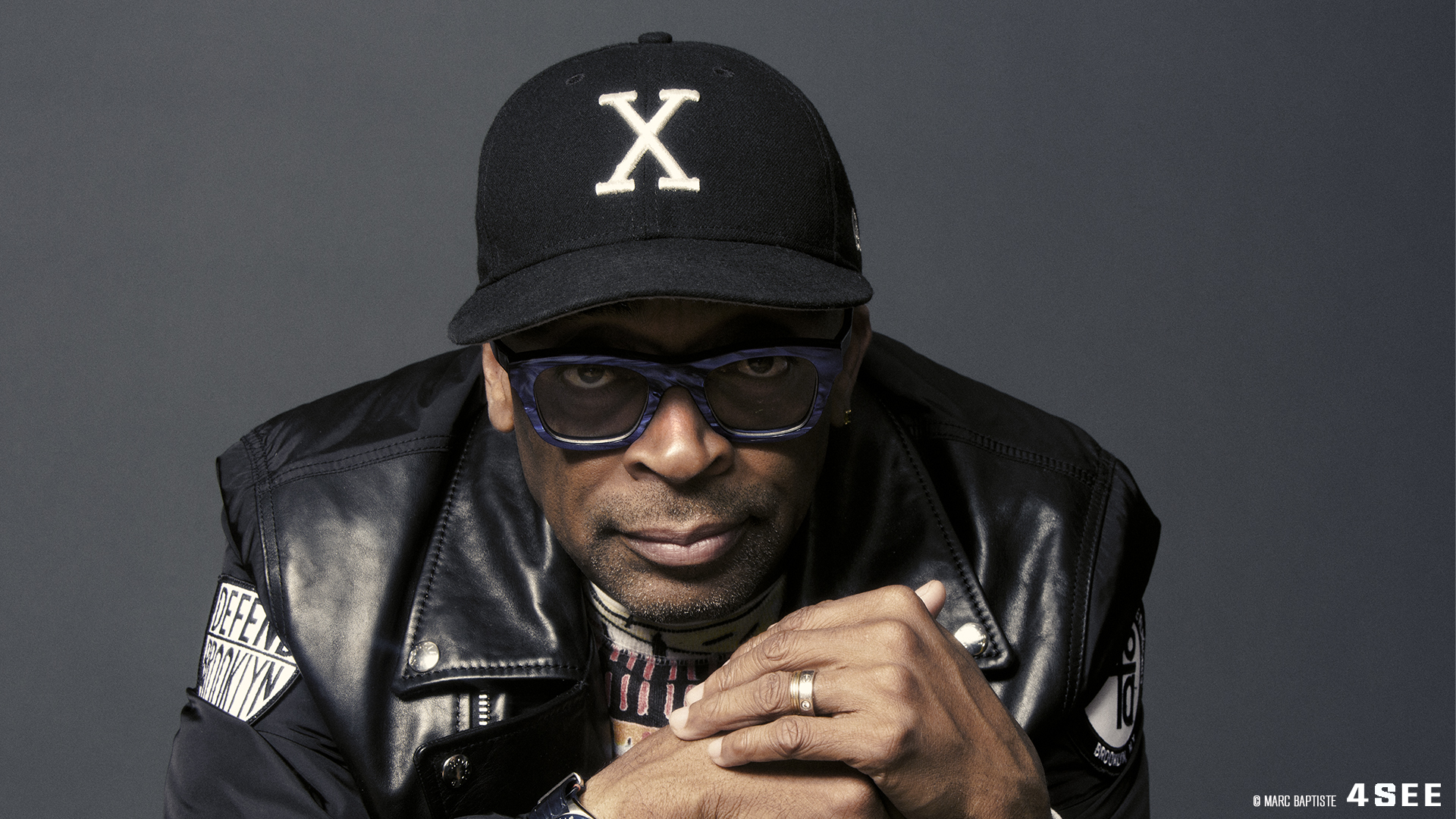 Director Spike Lee 4SEE Magazine Interview MARC BAPTISTE