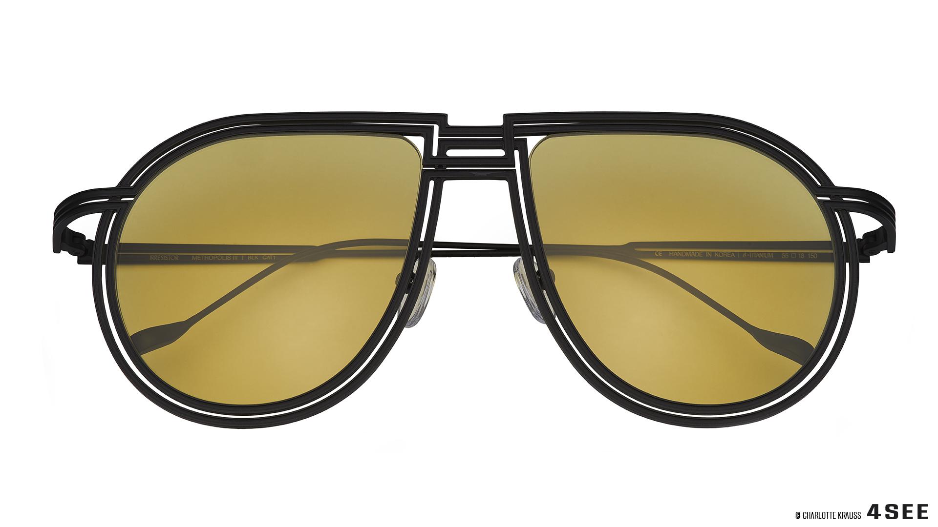 sunglasses Irresistor Metropolis III CHARLOTTE KRAUSS