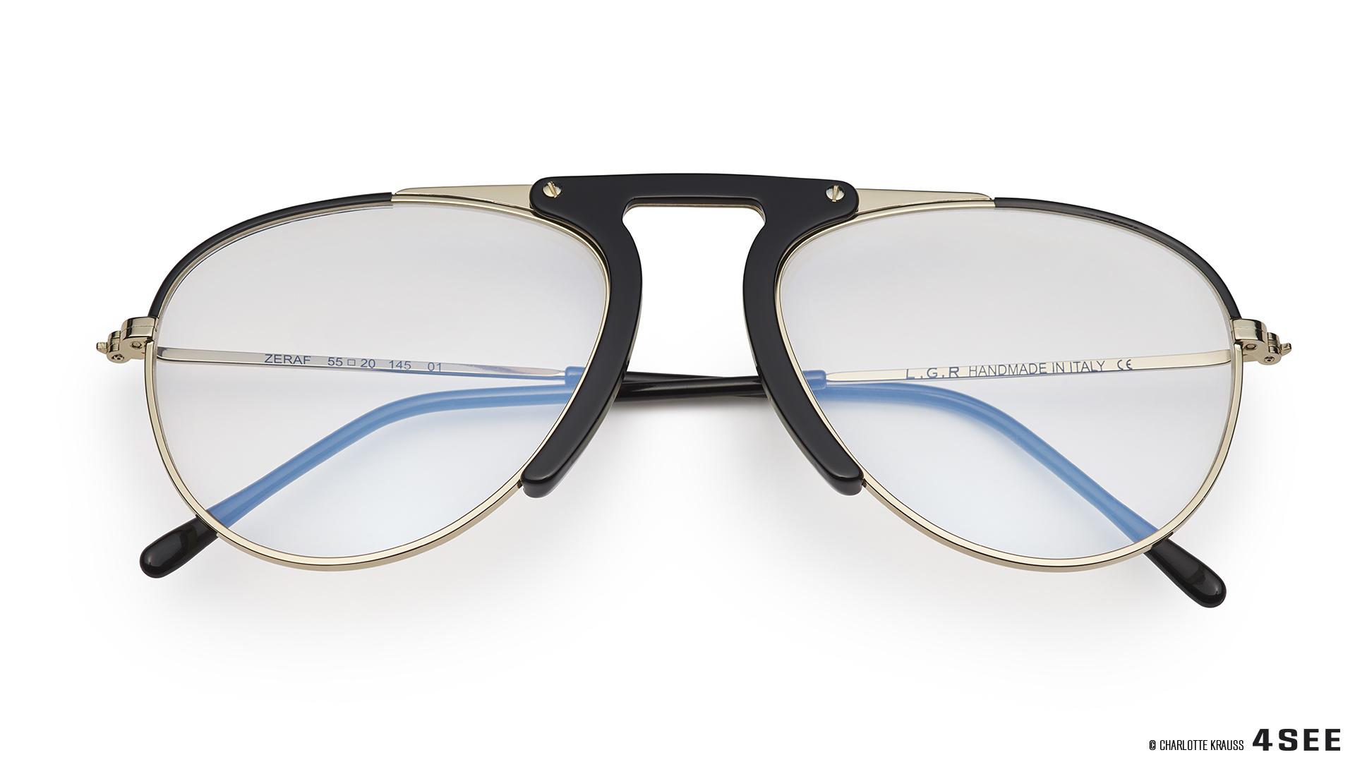 glasses L.G.R Zeraf CHARLOTTE KRAUSS