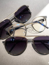 Aviators Blackfin Black Edition Sun