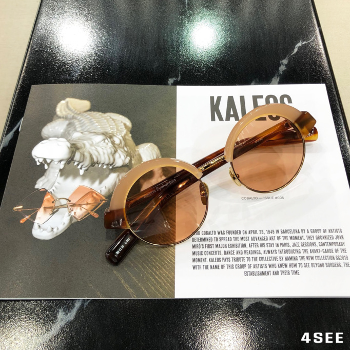 FASHION KALEOS Brown