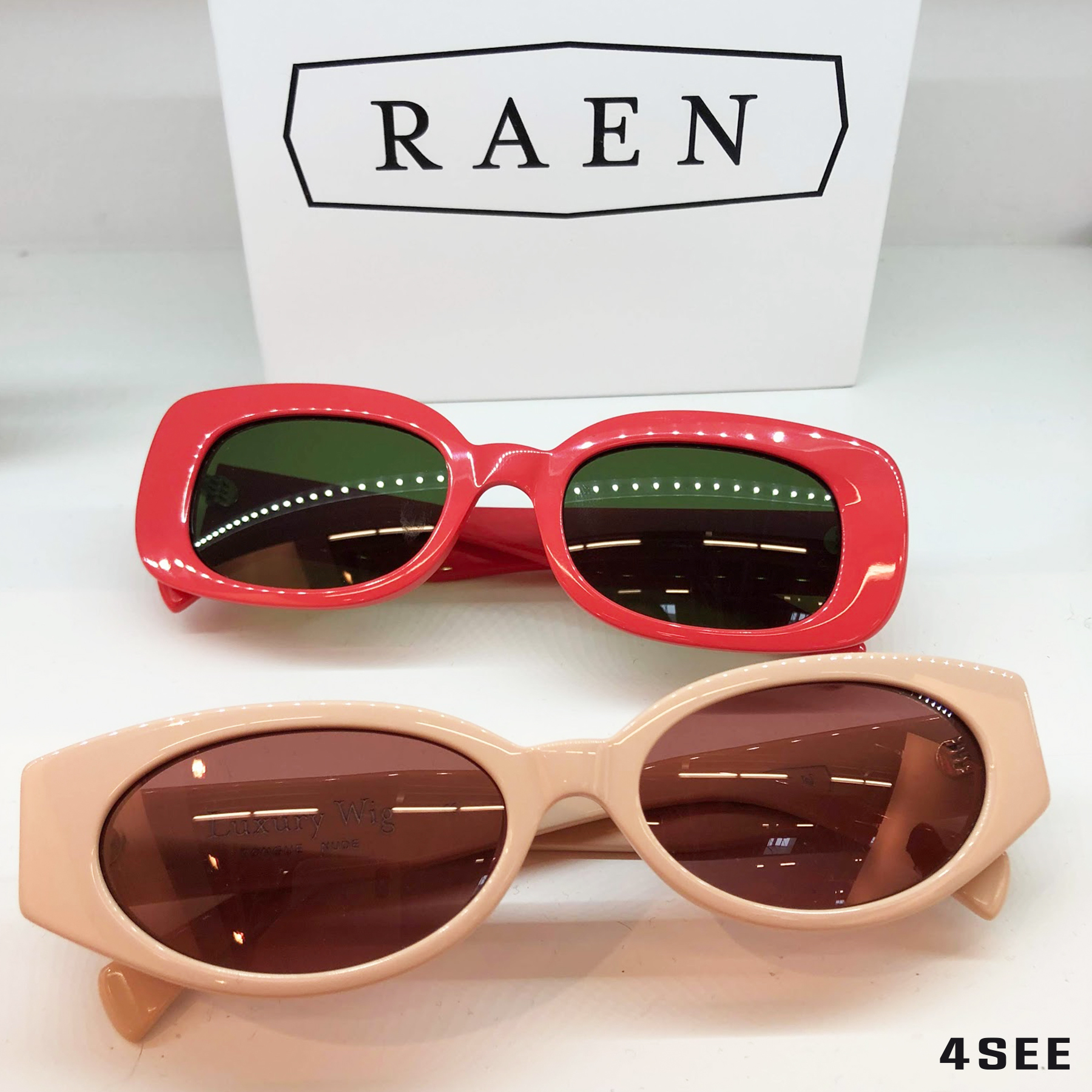 ACETATE RAEN Exile Tongue