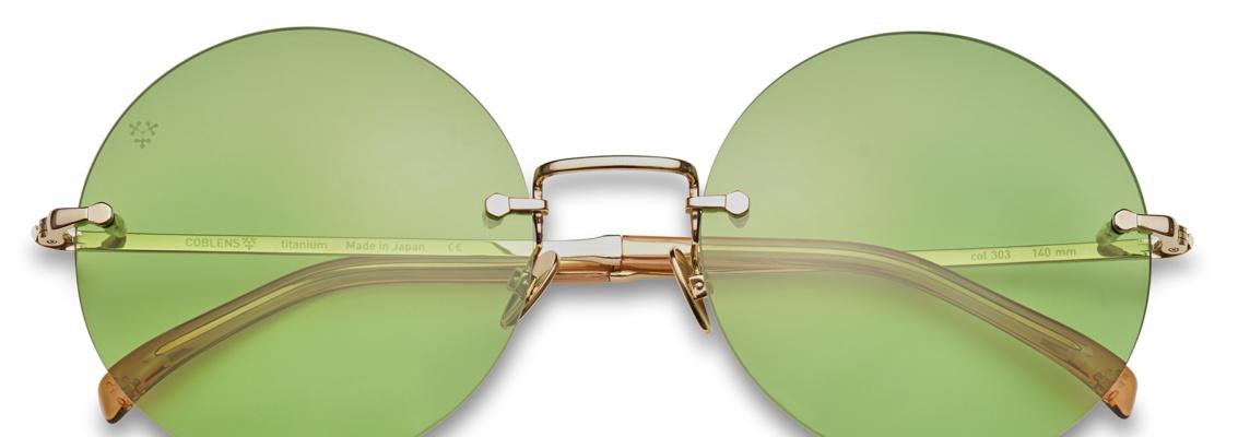 4SEE Eyewear Archive COBLENS Endlos Photographed by Charlotte Kraus