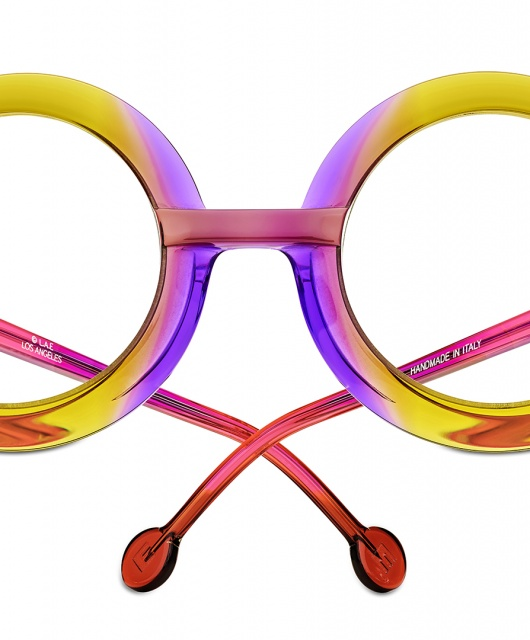 L.A.EYEWORKS INNSKI 772 Pop Rocket