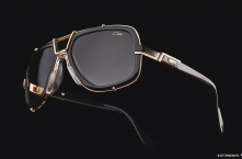 FE14 4SEE Eyewear Archive I CAZAL LEGENDS 656 001-3 Black with Gold Trim