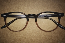 FW14 Eyewear Archive I BARTON PERREIRA WAKEFIELD Chestnut