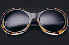FE14 4SEE Eyewear Archive I OLIVER GOLDSMITH AUDREY (1963) Olive Tortoise Split