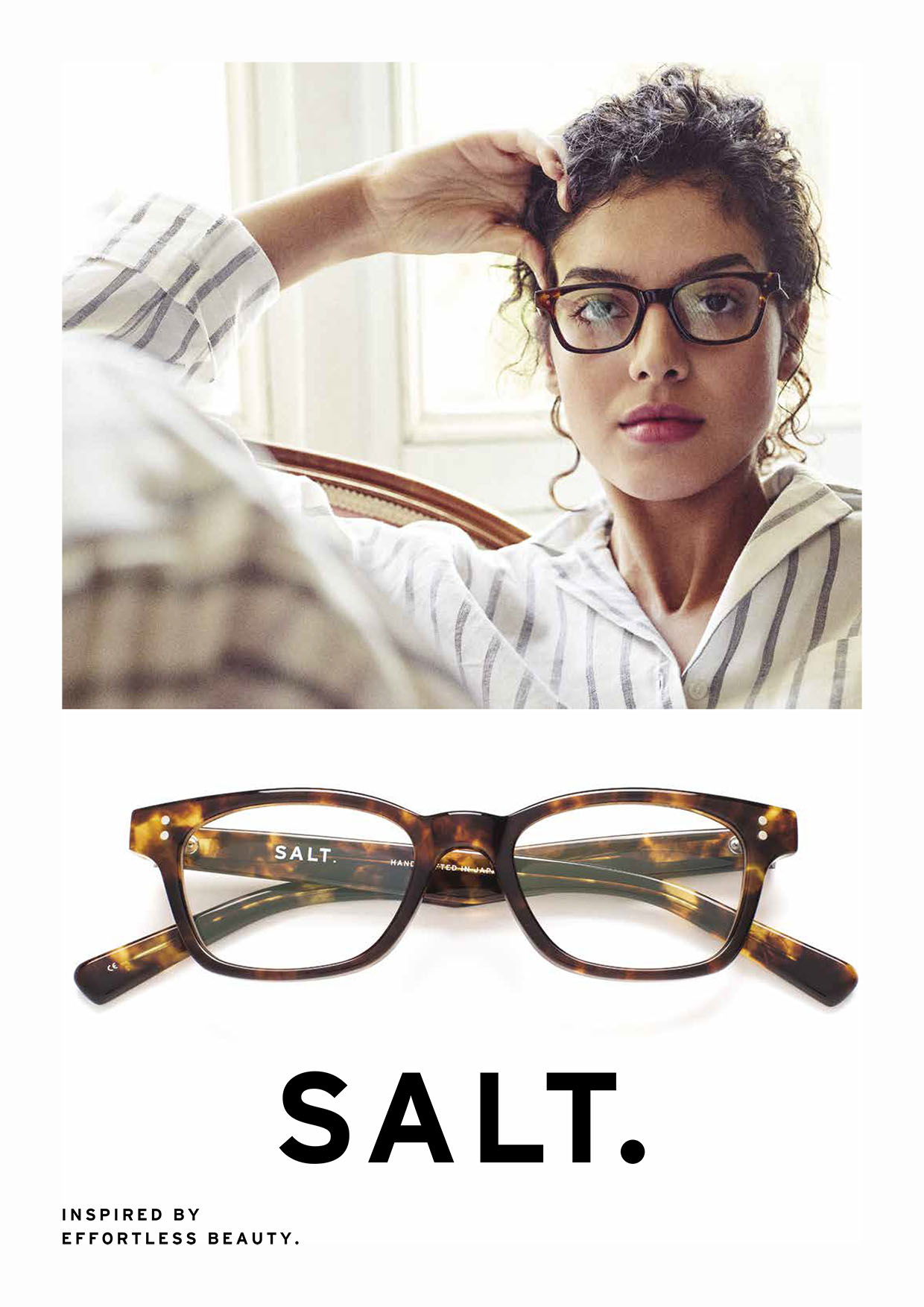 Salt. ad for 4SEE #11 Wild Issue
