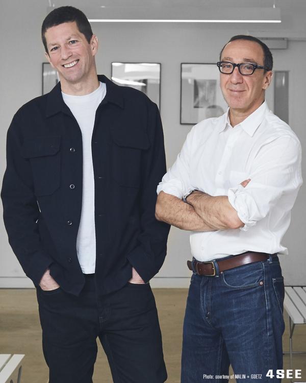 MATTHEW MALIN and ANDREW GOETZ, Co-Founder of MALIN + GOETZ