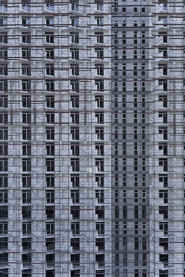 Eutopia / Batumi Transitus / Hyper-Façade © Filip Berte (2014)