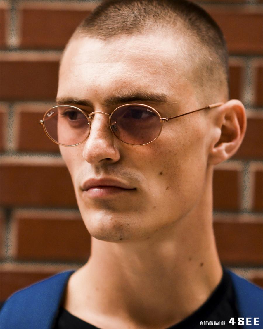 New York Fashion Week Street Styles, Coolest Eyewear, Photography by Devon Kaylor