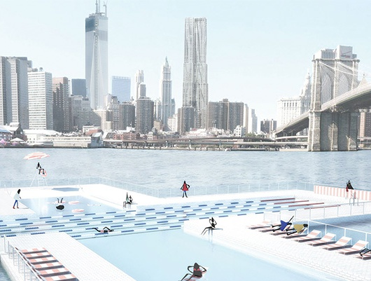 4SEE Opinion - Design Beyond Borders, The Plus Pool in NYC
