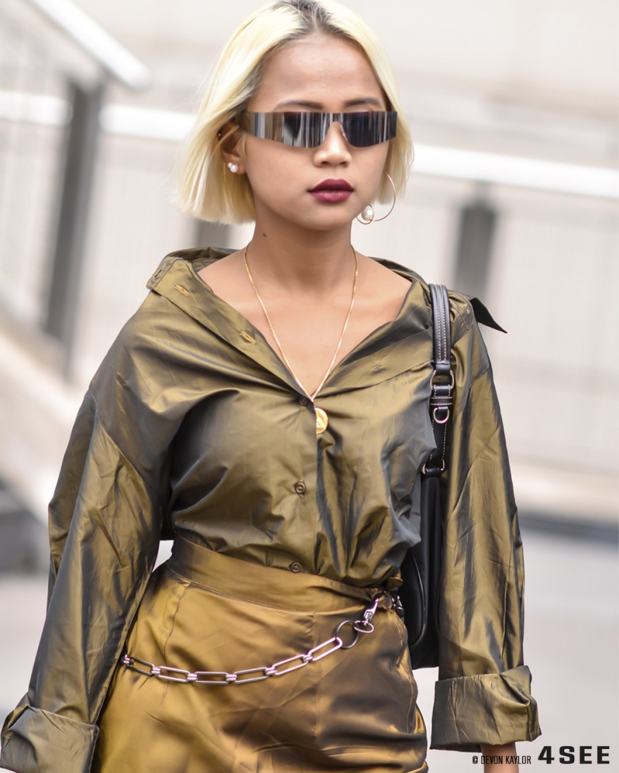 Biggest Eyewear Trends SS2020, Paris Fashion Week SS20 Street Styles, Coolest Eyewear, Photography by Devon Kaylor
