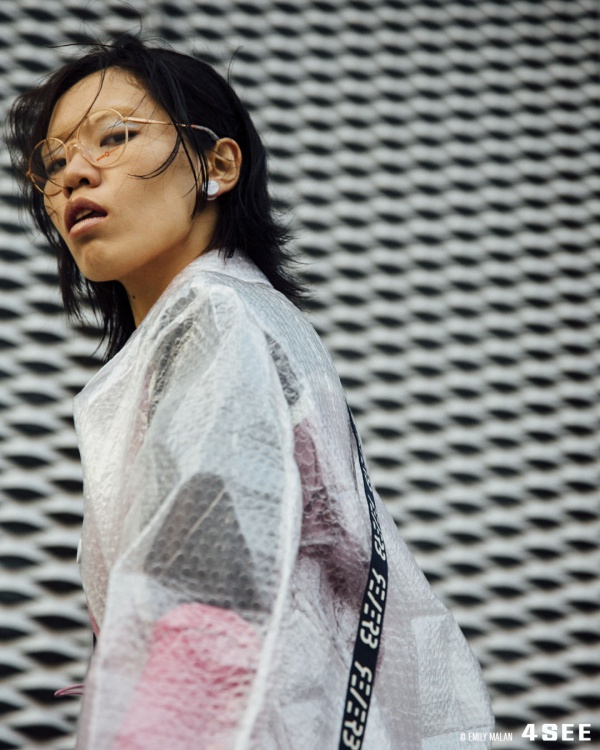 Bright Young Bold Shanghai Now, Editorial by Emily Malan for 4SEE