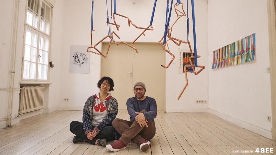 4SEE Artist Profile - Edwina Chen + Ian Jehle