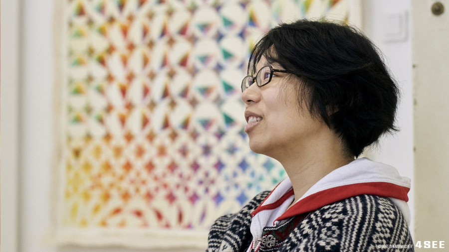 4SEE Artist Profile - Edwina Chen
