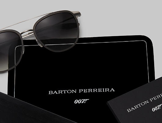 Barton Perreira x 007 No Time To Die Special Edition sunglasses