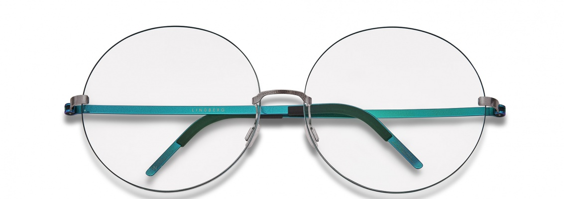 4SEE Eyewear Archive XII SS20 LINDBERG STRIP3P Titanium 2395
