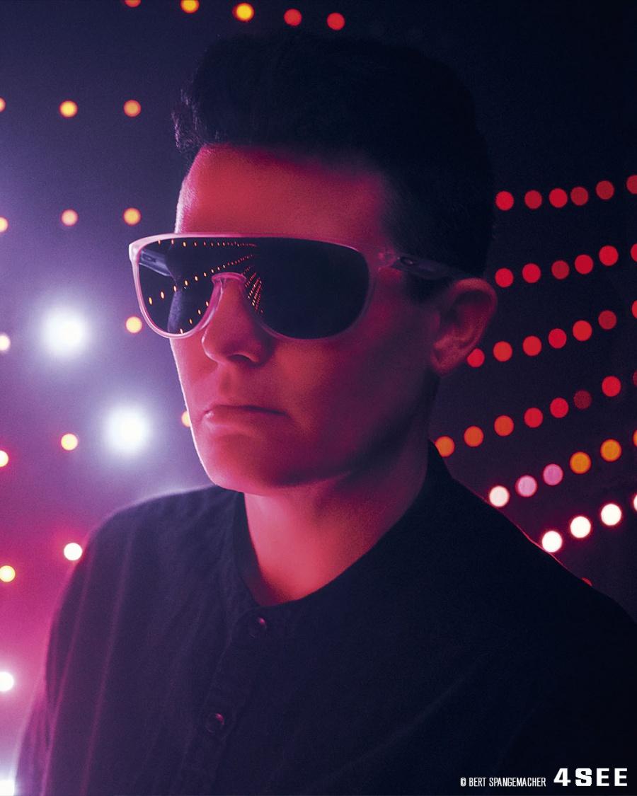 DJ Jeniluv shot by Bert Spangemacher in LA