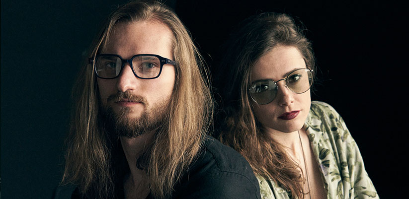 teepee, dream pop duo from Prague, photographed by Bert Spangemacher