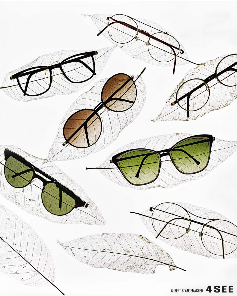 4SEE Label Profiler LINDBERG, Danish Luxury Eyewear, Photographed by Bert Spangemacher