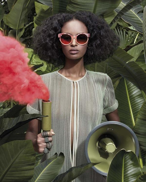 Etnia Barcelona's sunglasses, Corso for 4SEE Brand Report